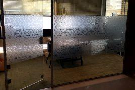 Glasdecoratie