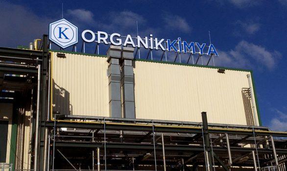 Organik Kimya lichtreclame