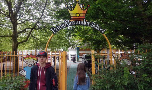 Prins Alexander School freesletters