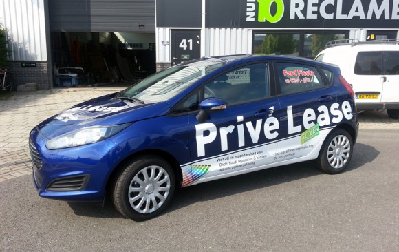 Prive Lease Fiesta