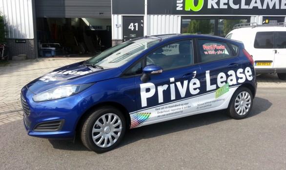 Prive Lease Fiesta
