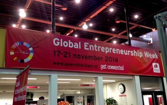 Spandoek Global Entrepreneurship Week