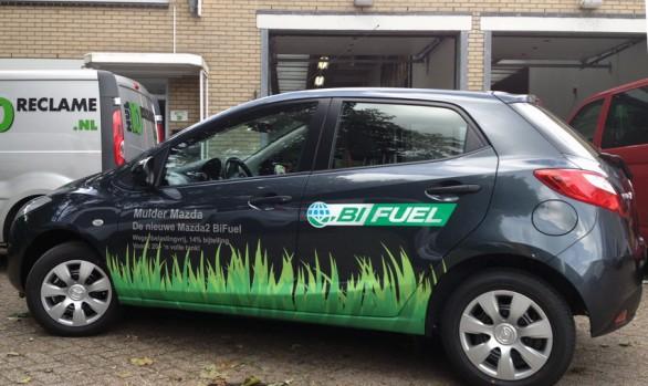 Mazda 2 BiFuel