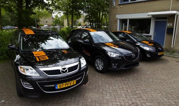 Mazda selectie