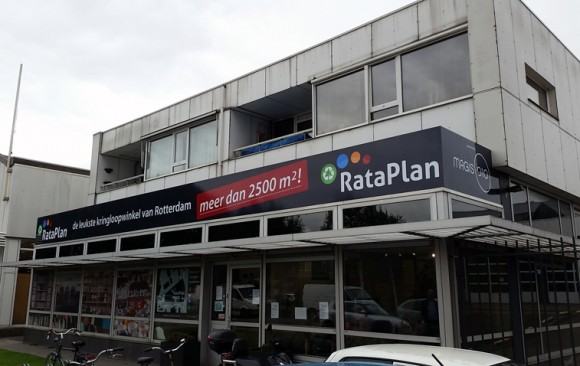 Gevelborden Rataplan