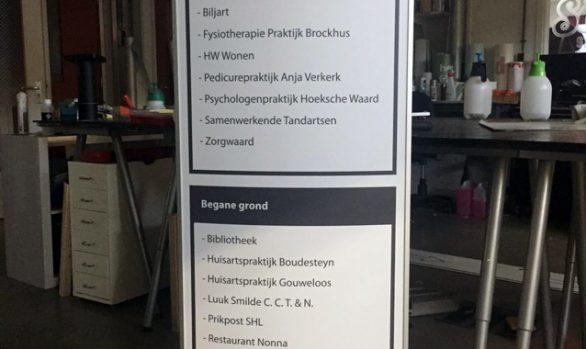 Hoeksewaard zuil