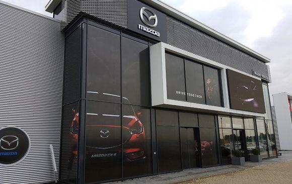 Mulder Mazda OneWay Vision