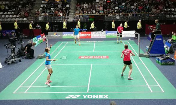 Sponsorborden Yonex Dutch Open (badminton)