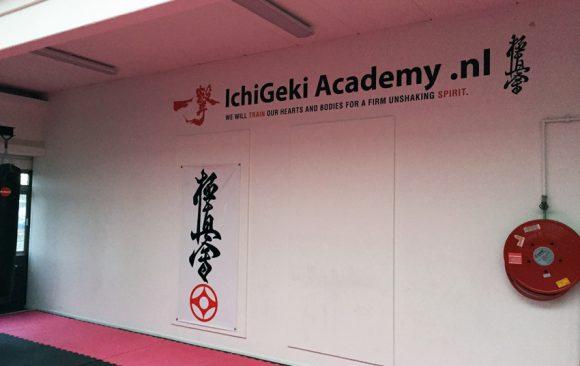 IchiGeki Academy Nederland motivational