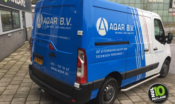 Aqar autobelettering