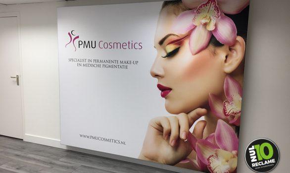 PMU Cosmetics textielframe verlicht