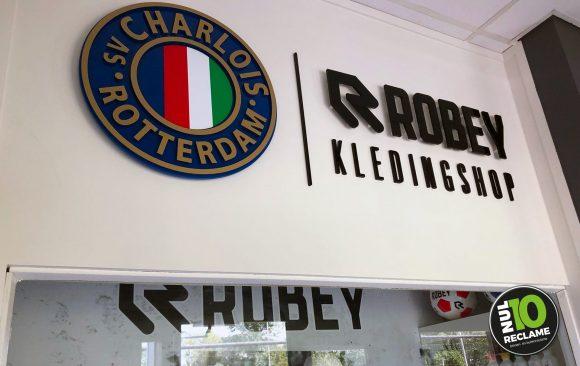 sv Charlois / Robey Sportswear freesletters