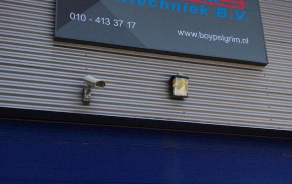 Boy Pelgrim Luchttechniek Rotterdam - lichtbakken